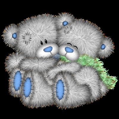 Teddy clipart fuzzy #4