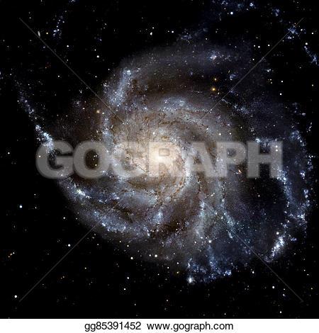 Galaxy clipart nasa System Clip with galaxy Stock