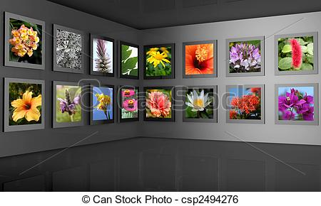 Gallery clipart Download Art Art Gallery Clip