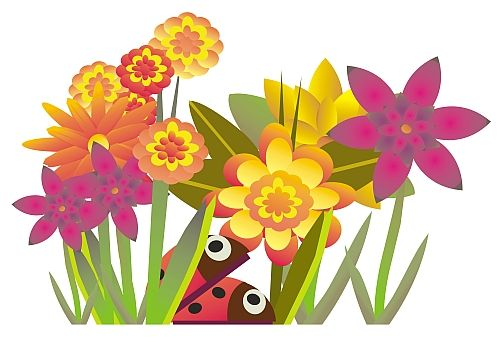 Gallery clipart august flower August Clip Free image Cliparting