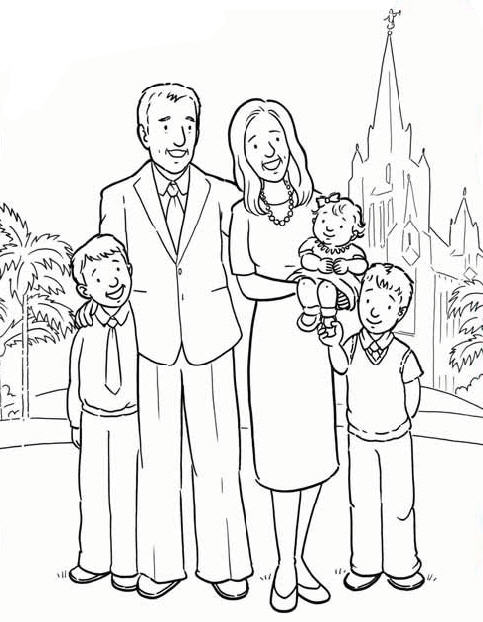 Gallery clipart lds family Clipart Lds clipart collection images