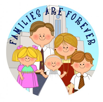 Gallery clipart lds family Praying Family best  Free