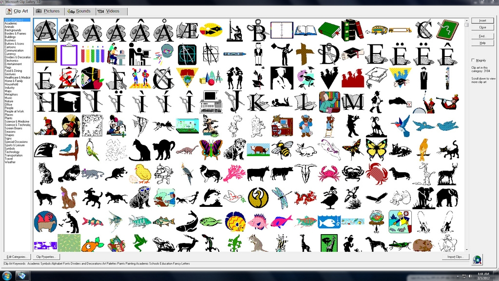 Gallery clipart microsoft office Clipart clipart Office school office