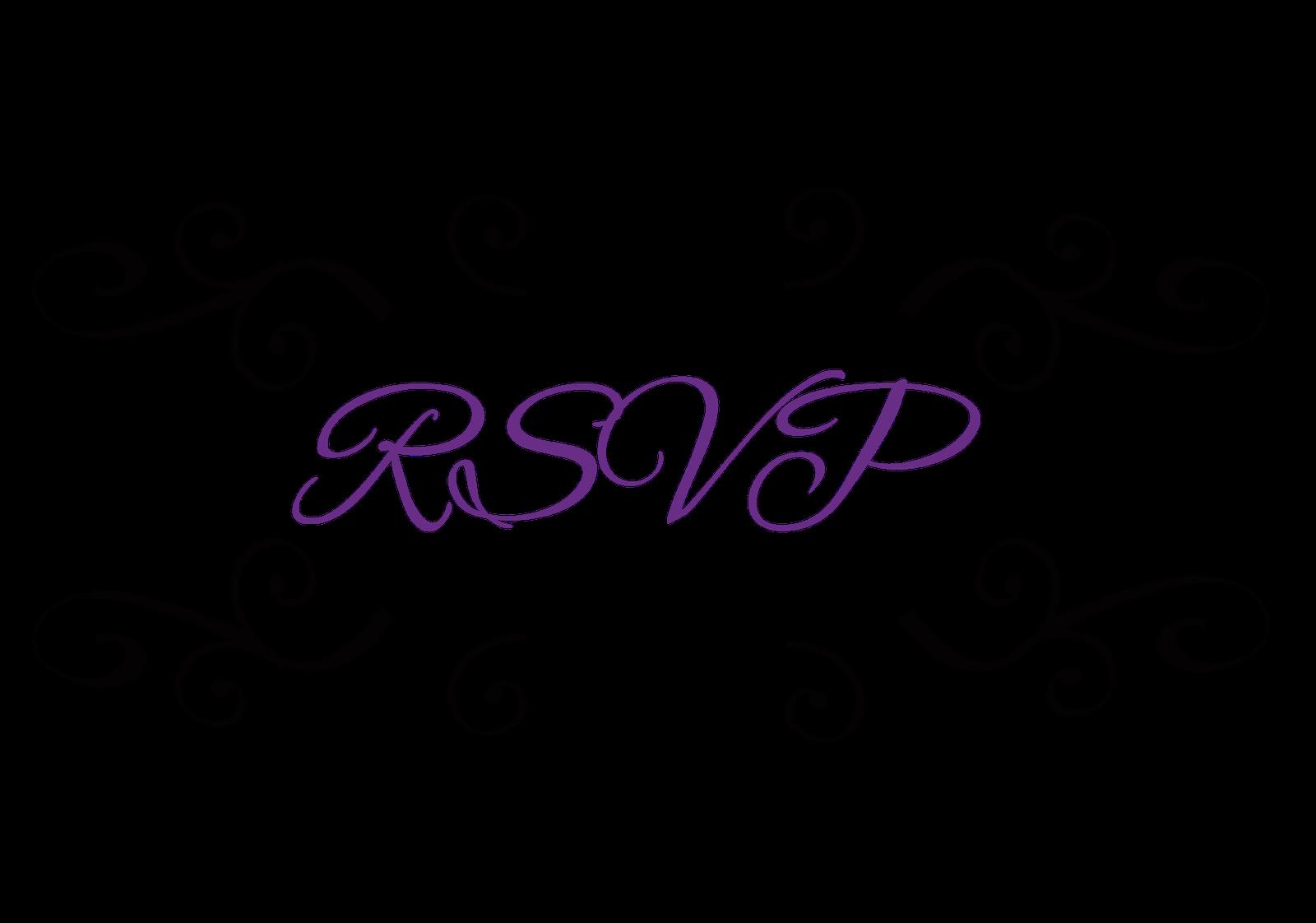 Gallery clipart rsvp Clip art Clip Western wedding