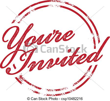 Gallery clipart rsvp Art Are great of invite