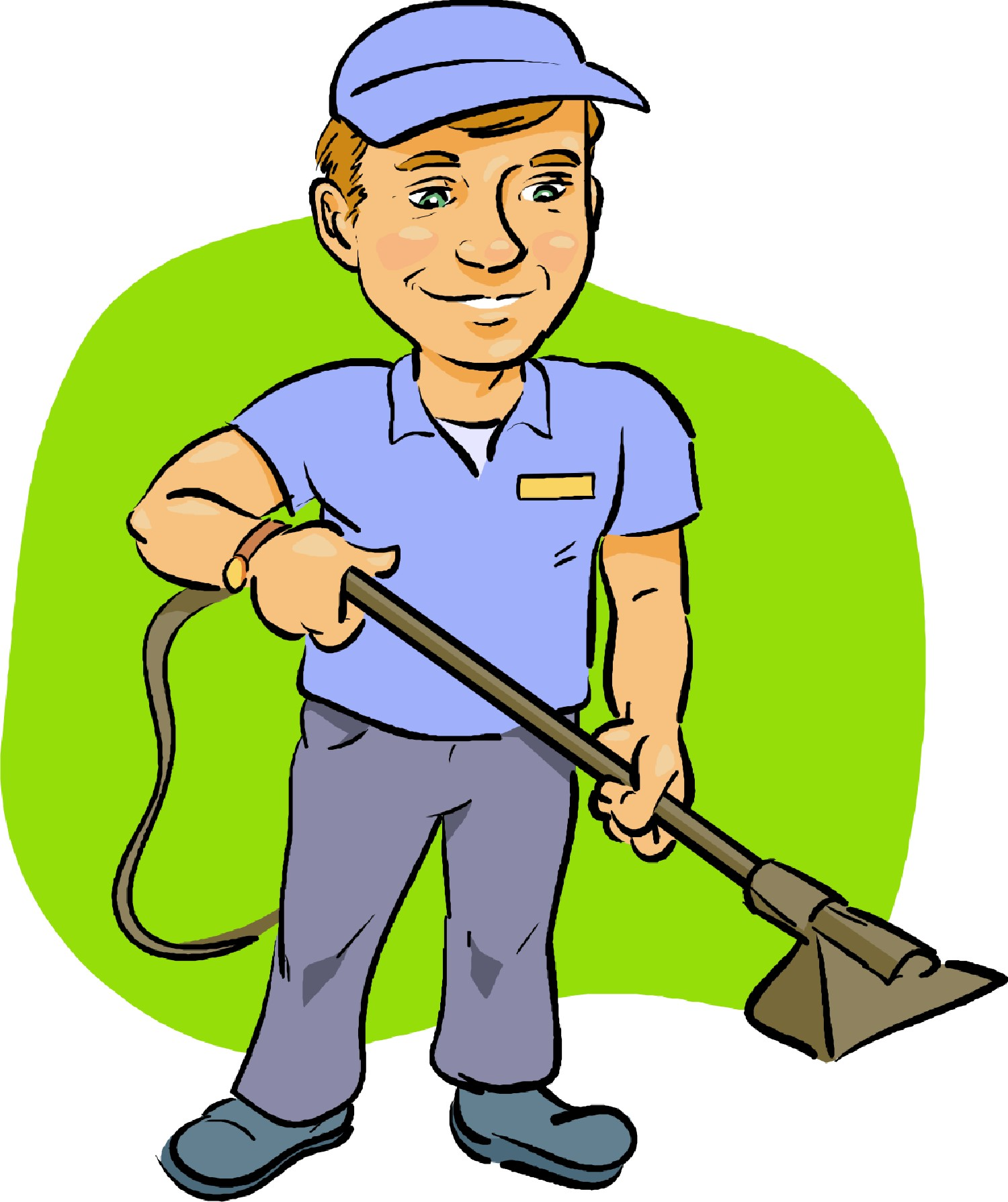Hobbit clipart animated Art Picture Of Janitor Clip