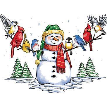 Winter clipart bird Birds 24 Vintage ChoiceShirts Winter