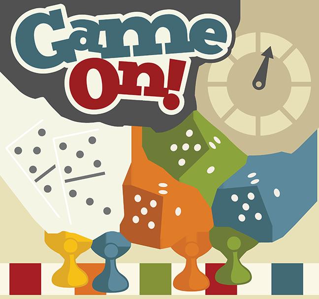 Fun clipart fun game Game Night Free Art Clip