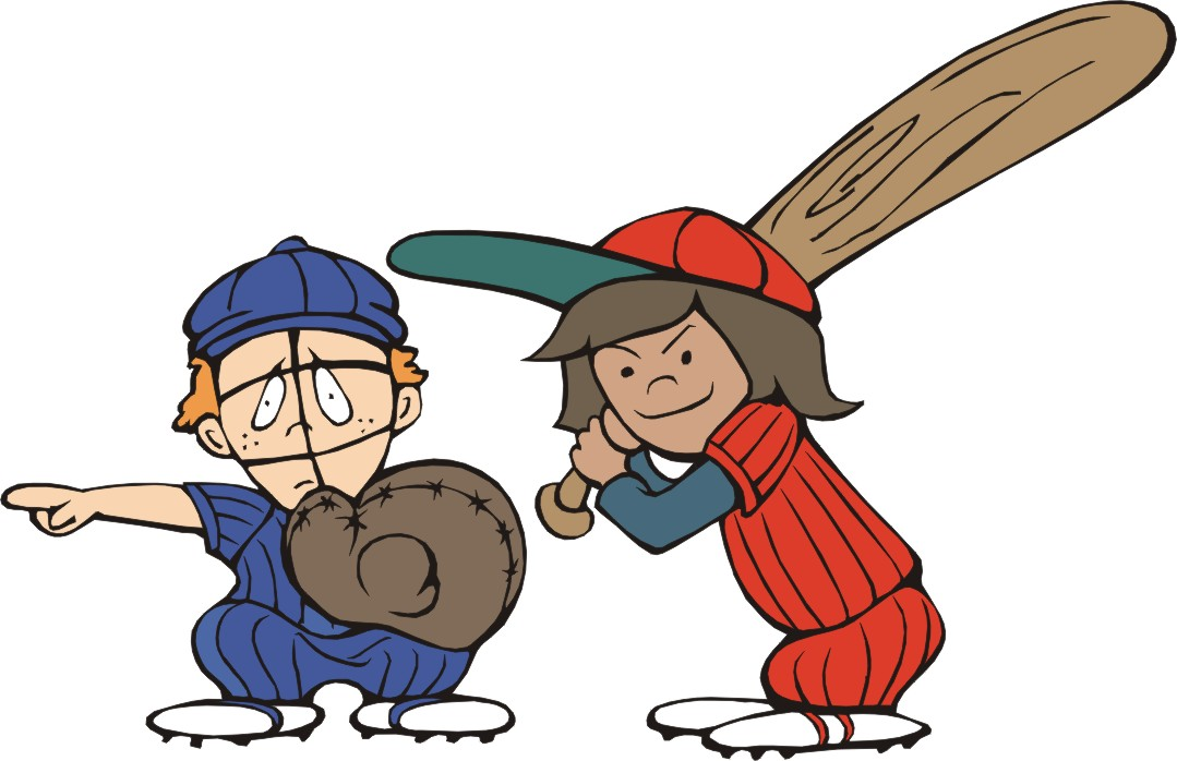 Baseball clipart baseball game  clipart Collection Kids baseball