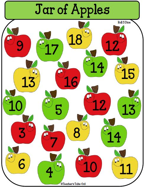Game clipart apple to apple Best Preschool of Games Theme