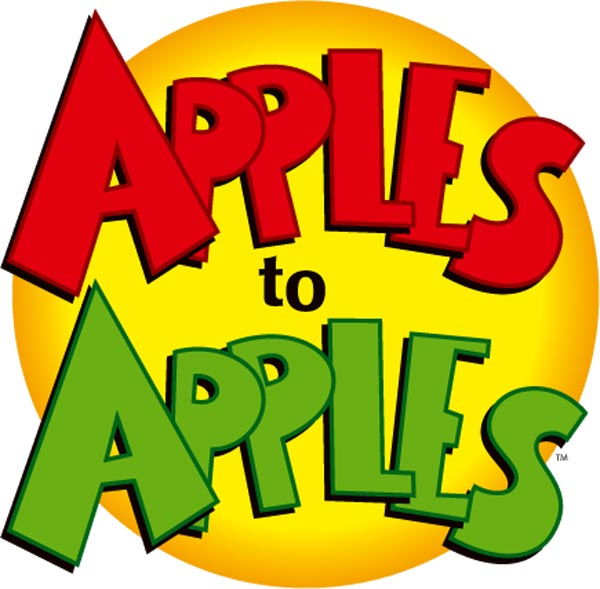 Game clipart apple to apple Educational Apples Apples Lori to