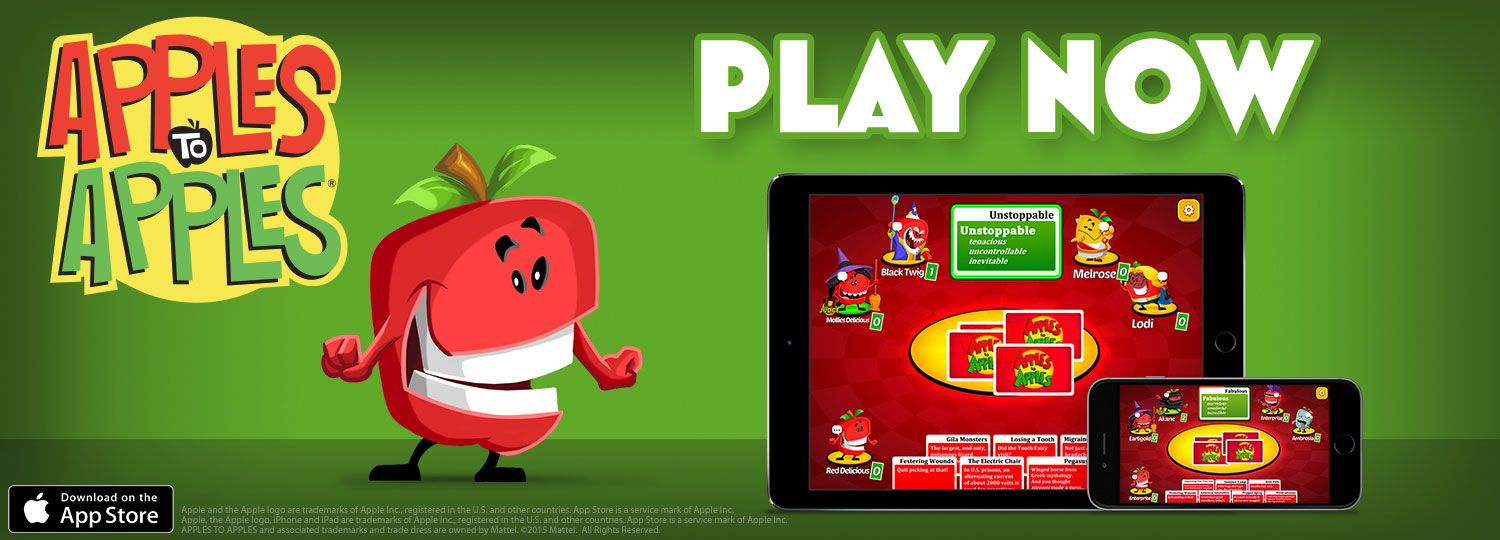 Game clipart apple to apple Apples Game TO Apples Fun