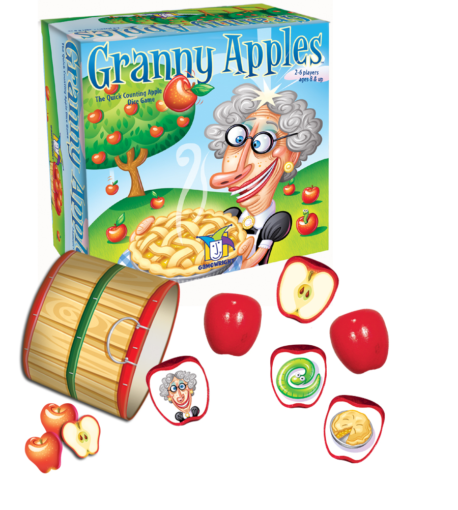 Game clipart apple to apple Image : download hi Granny