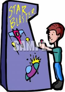 Game clipart arcade game #13