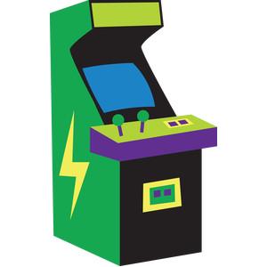 Game clipart arcade game #10