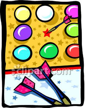 Game clipart balloon dart Demo game Link: clipart Edition