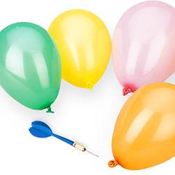Game clipart balloon dart Water ASST Wholesale balloons or