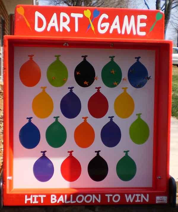 Game clipart balloon dart Designs Balloon Darts Balloon Pictures: