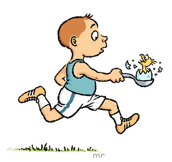 Game clipart egg toss #8