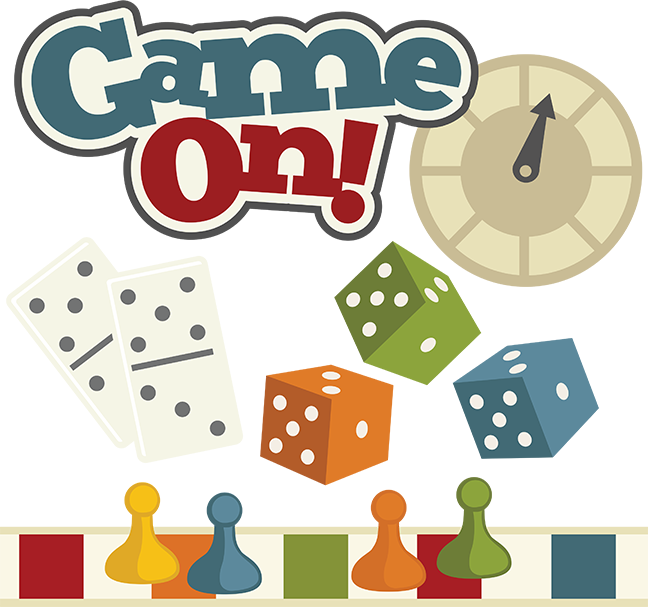 Dice clipart game time Board Game Operation Cliparts Zone