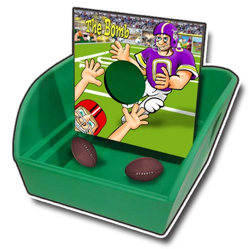Game clipart football toss The Partyworks Bomb Rentals Kids
