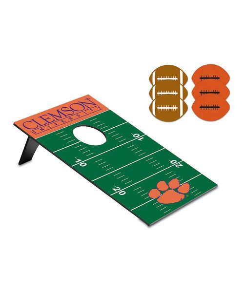 Game clipart football toss Corn about hole Toss Football