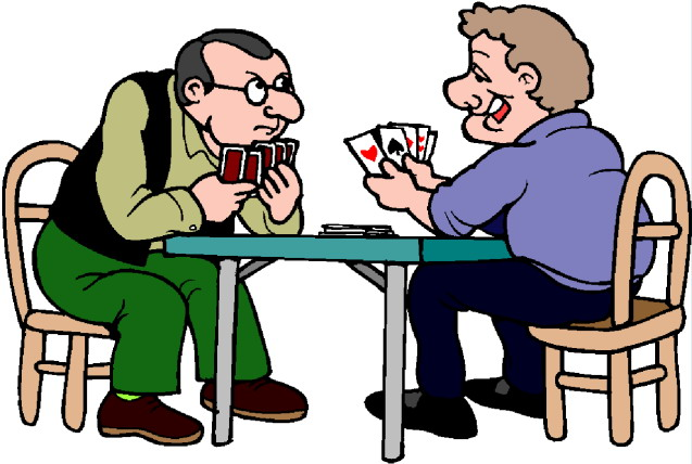 Poker clipart card game Kids Games cliparts Collection Games