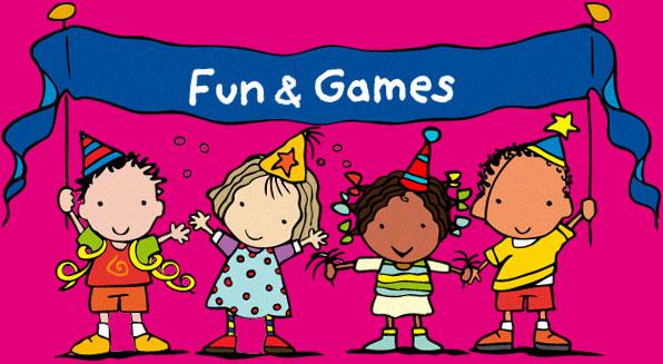 Game clipart fun #13