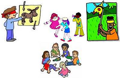 Game clipart party game #3