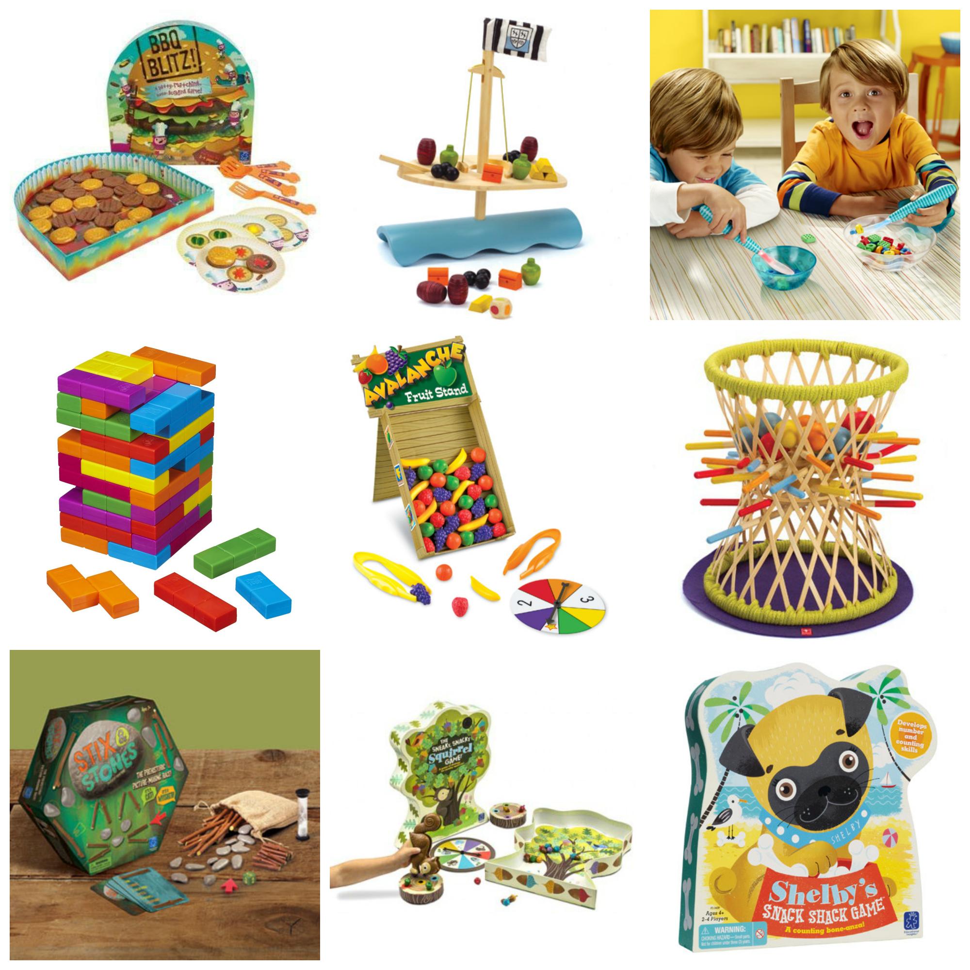 Game clipart preschool Top Preschool Ten Games Night