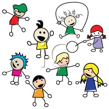 Game clipart preschool  pe art clip clipart