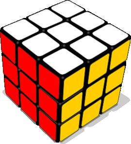 Cube clipart net a Vector Cube Cube art Game