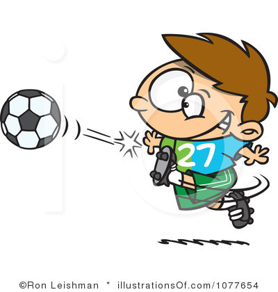 Game clipart soccer game #9