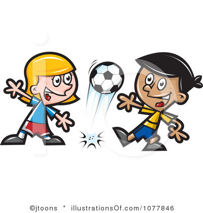 Game clipart soccer game #11