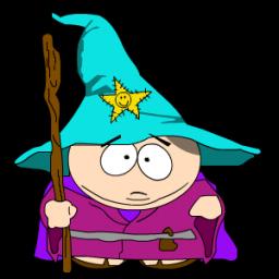 Gandalf clipart cartoon Free Icon Sykonist Gandalf Mascots