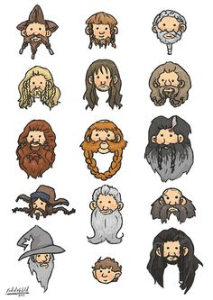 Gandalf clipart chibi : this Thranduil The On