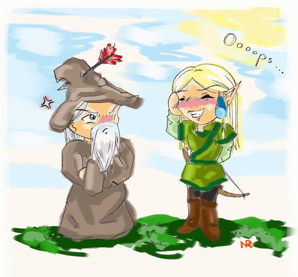 Gandalf clipart chibi Chibi on 75 Favorites this