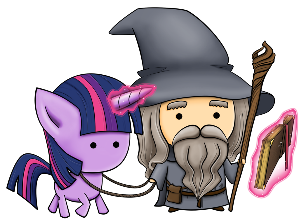 Gandalf clipart chibi By on the nipponolife the