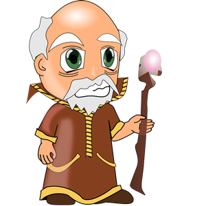Gandalf clipart chibi Of free Chibi Delfador download