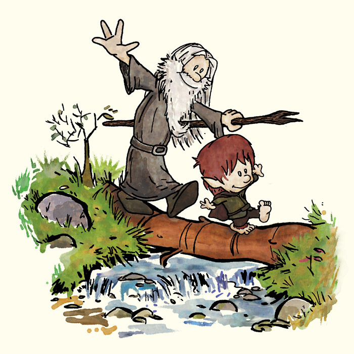 Gandalf clipart cute The and in the and