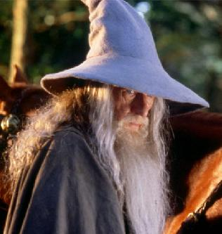 Gandalf clipart hat Copyright Line Gandalf are New