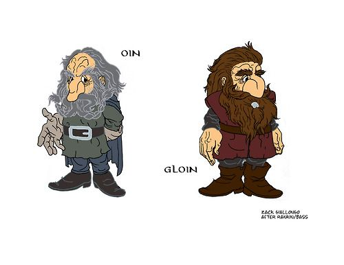 Drawn dwarf the hobbit character Pinterest images 1977 Google 17