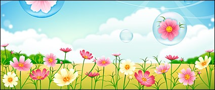 Garden clipart animated Animated Flower Clipart Animated Garden