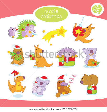 Pavlova clipart cake Stock Aussie clipart collection Christmas