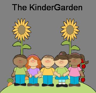 Garden clipart kindergarten #10