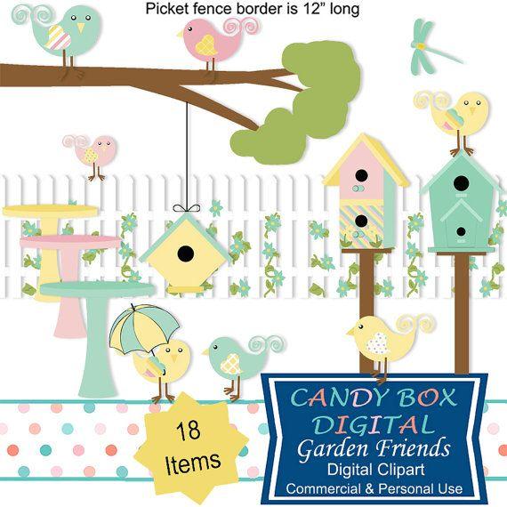 Garden clipart our #15