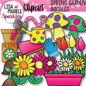 Garden clipart preschool Clipart Markle Clipart Garden Spring