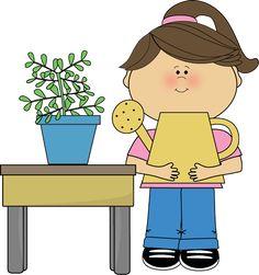 Garden clipart preschool Clip Vector Helper White School