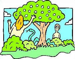 Garden of of Eden Clipart