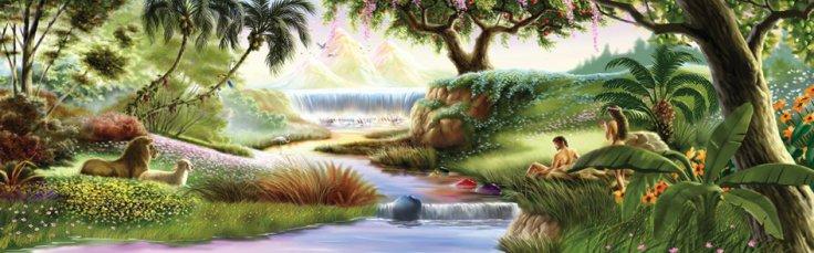 Garden Of Eden clipart bible Guy Science Garden of Eden?